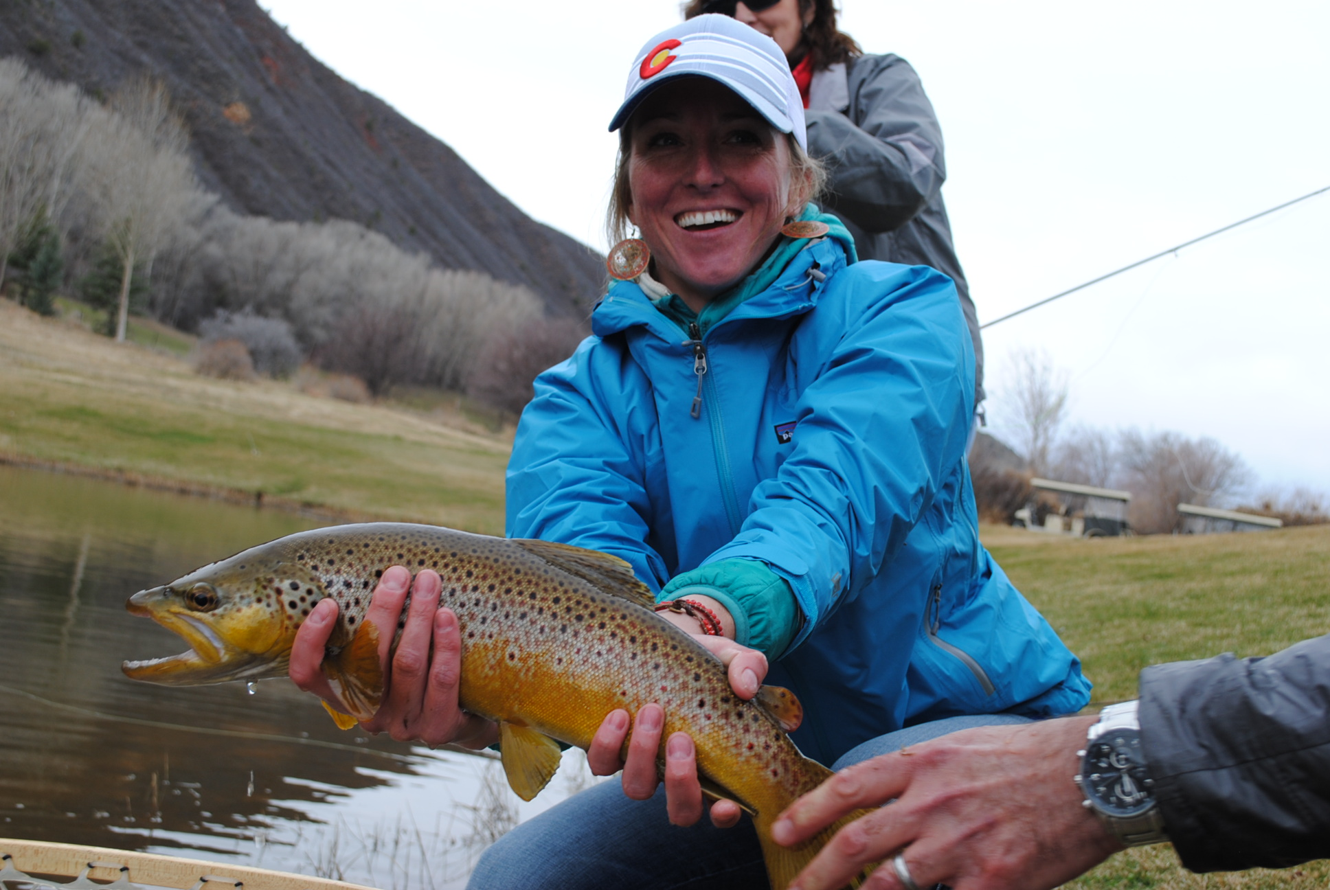 Fishing women s all the best fish in 2018 for Women fly fishing